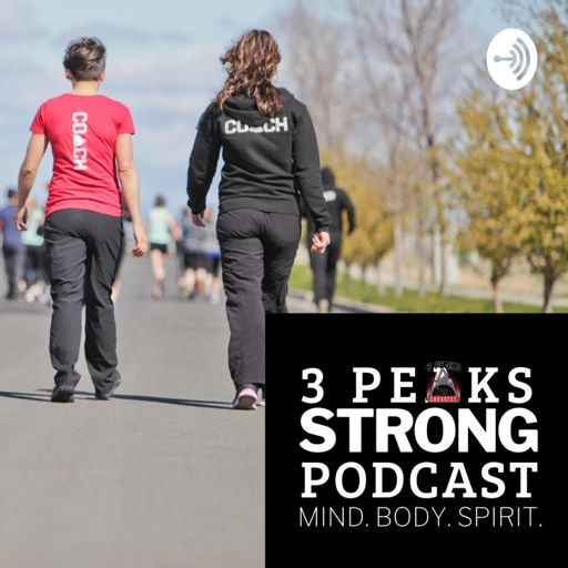Cover art for podcast 3 Peaks Strong