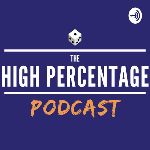 Cover art for podcast The High Percentage Podcast