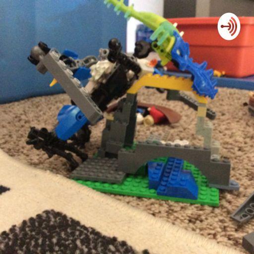 Ethan's LEGO BUILDS! on RadioPublic