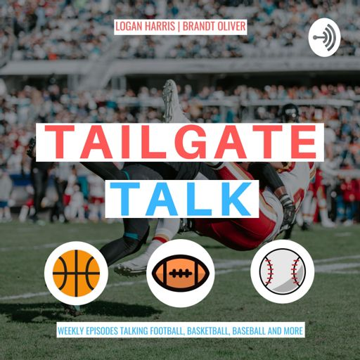 Tailgate Talk #6 - Top Rookies From 2018 NFL Draft from