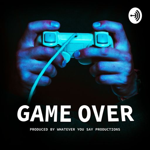 Cover art for podcast Game Over