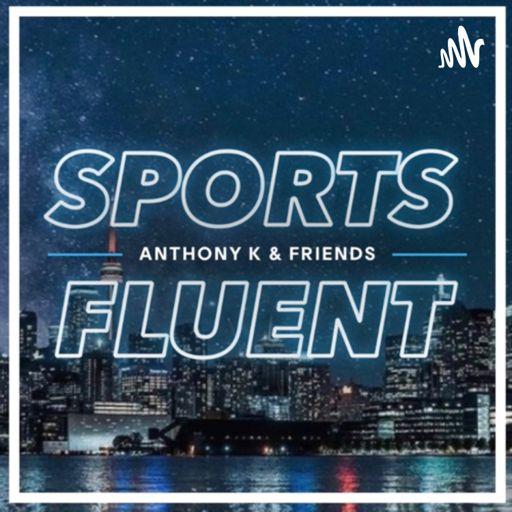 Cover art for podcast Sports Fluent