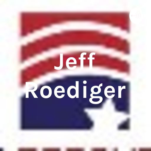 Cover art for podcast Jeff Roediger