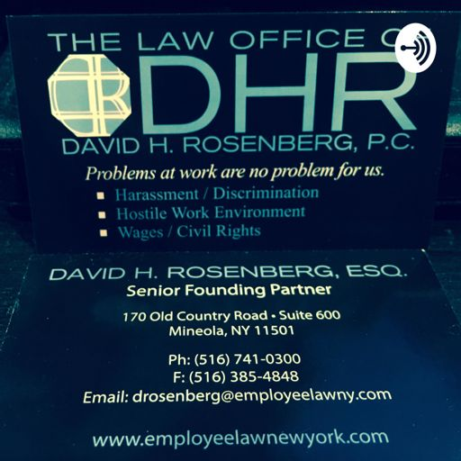 Cover art for podcast New York Employment Lawyers