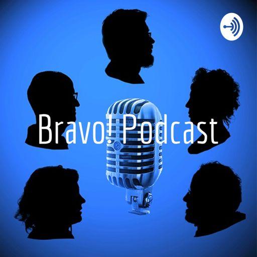 Cover art for podcast Bravo! Podcast