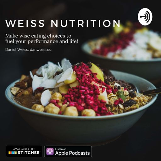 Cover art for podcast Weiss Nutrition