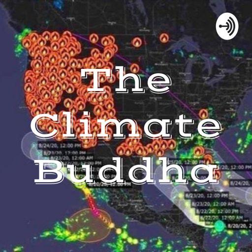 Cover art for podcast #ClimateBuddha