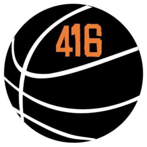 Cover art for podcast 416Basketball