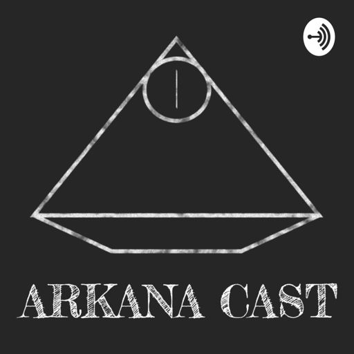 Cover art for podcast Arkana Cast
