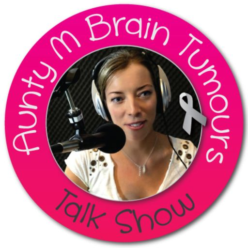 Cover art for podcast Aunty M Brain Tumours Talk Show