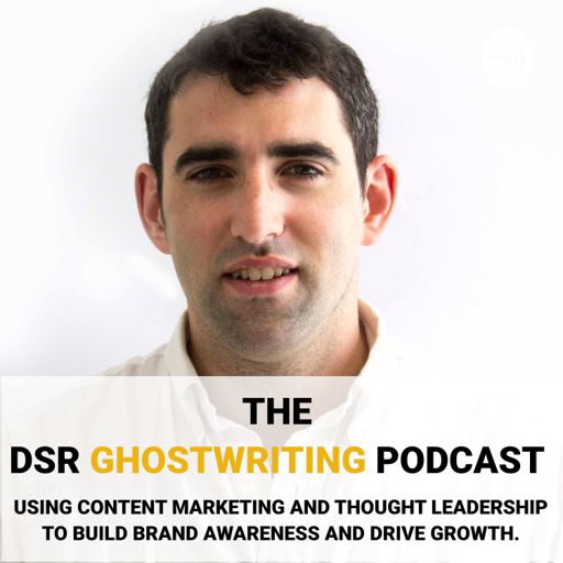Cover art for podcast The DSR Ghostwriting Podcast