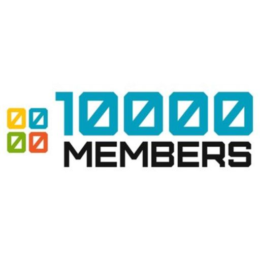 Cover art for podcast 10000MEMBERS - How To Create An Online Course And Perfect Webinar In Less Than 2 Weeks