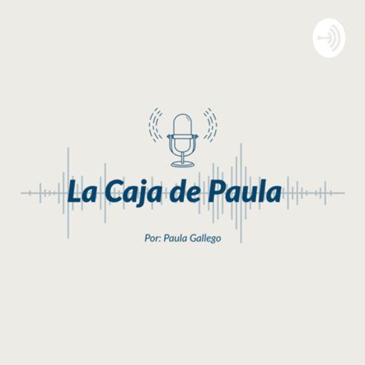 Cover art for podcast La Caja de Paula