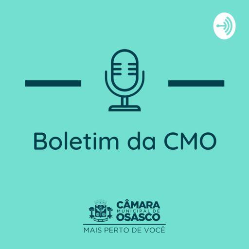 Cover art for podcast Boletim da CMO