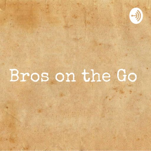 Cover art for podcast Bros on the Go