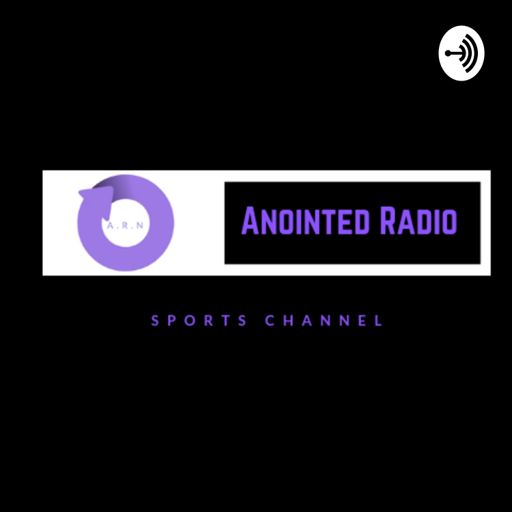 Cover art for podcast Anointed Radio Sports