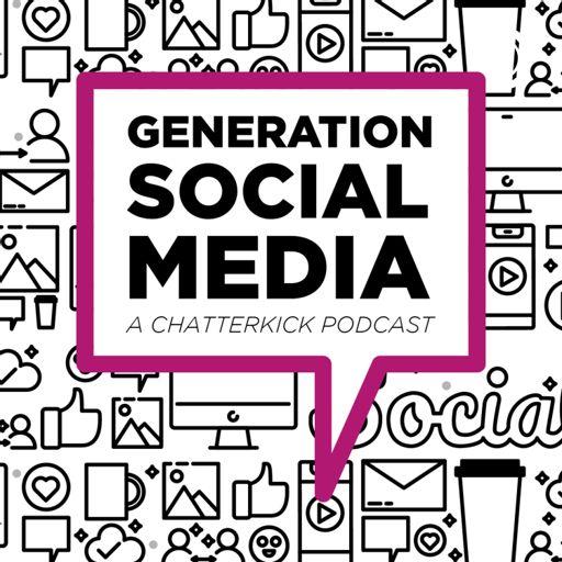 Cover art for podcast Generation Social Media