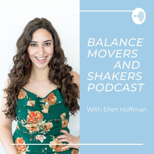 Cover art for podcast Balance Movers and Shakers