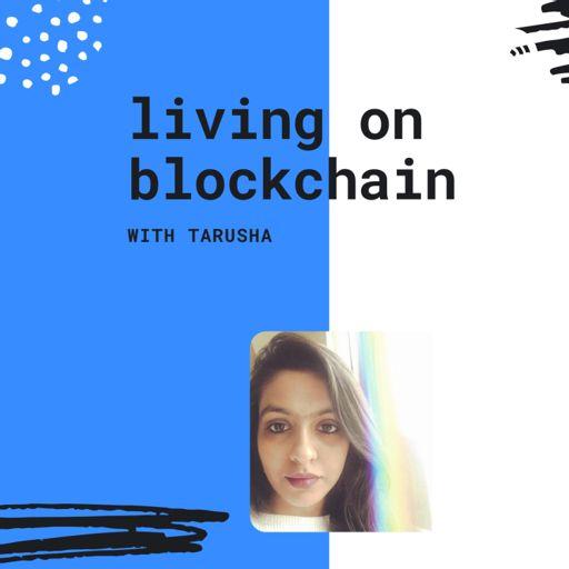Cover art for podcast Living on Blockchain