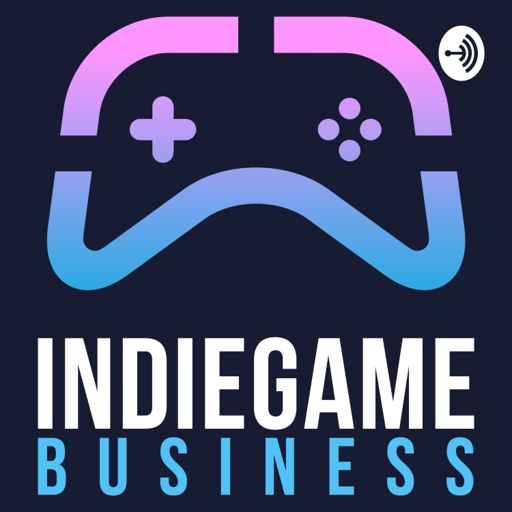 Cover art for podcast Indie Game Business