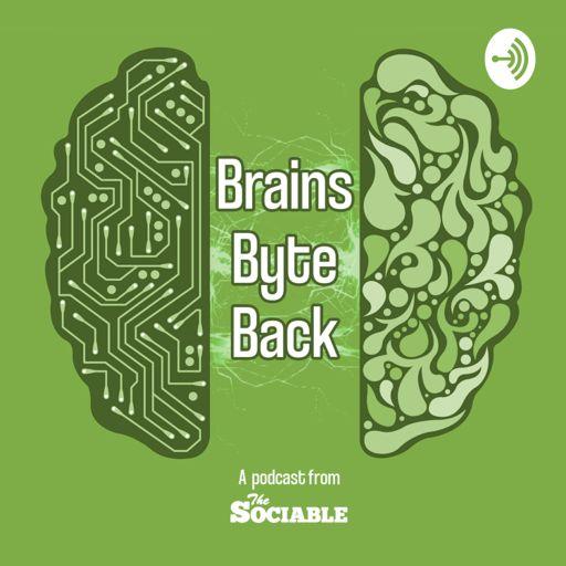 Cover art for podcast Brains Byte Back