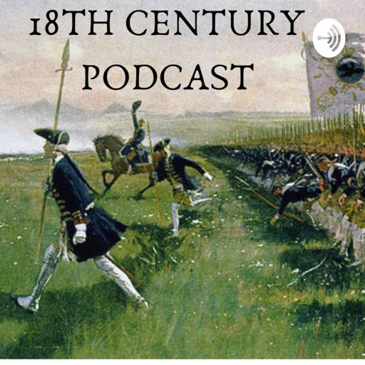 Cover art for podcast 18th Century Podcast