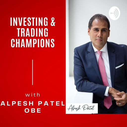 Cover art for podcast Alpesh Patel Pips Predator and Trading Champions