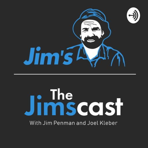 Cover art for podcast The Jimscast