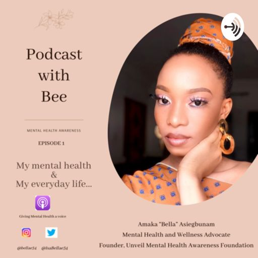 Cover art for podcast Giving Mental Health a Voice