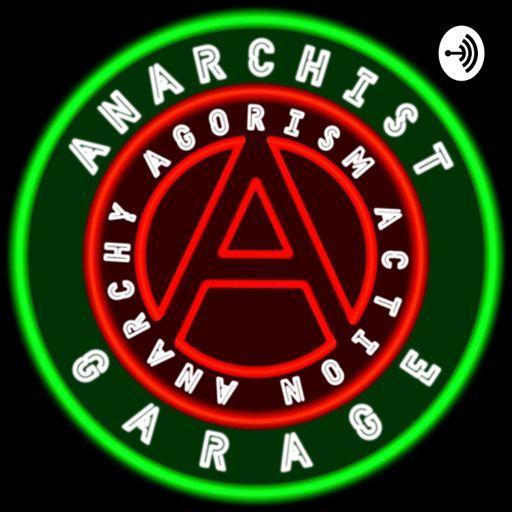 Cover art for podcast Anarchist Garage