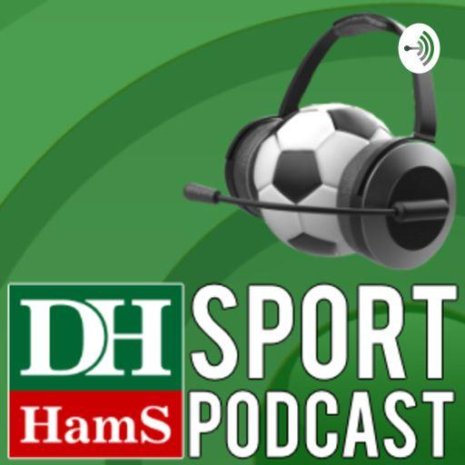 Cover art for podcast DIE HARKE Sport-Podcast