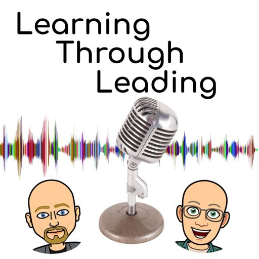 Cover art for podcast Learning Through Leading