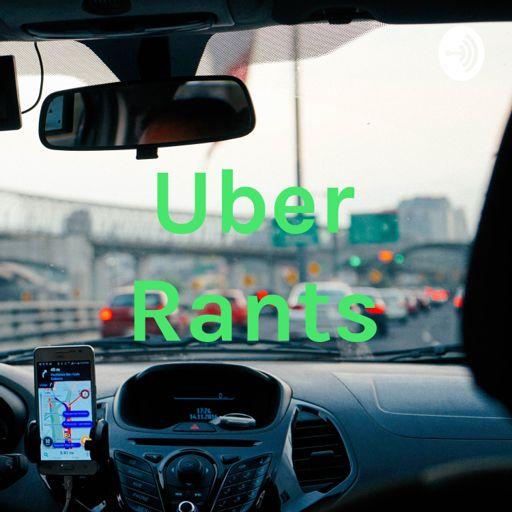 Cover art for podcast Uber Rants