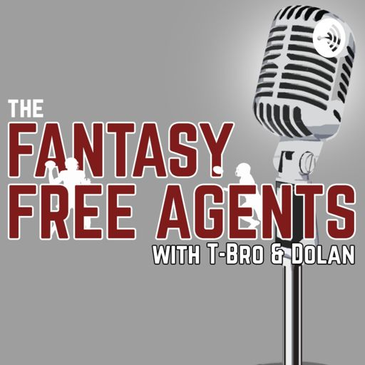 Cover art for podcast The Fantasy Free Agents Podcast