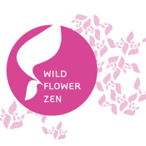 Cover art for podcast Wild Flower Zen Sangha Dharma Talks