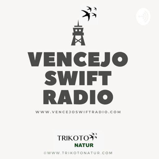 Cover art for podcast VENCEJO SWIFT RADIO, la voz de los vencejos / the voice of the swifts