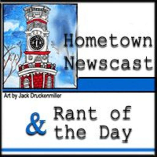 Cover art for podcast HHPodcast: Newscast, rants from Northwest Georgia.
