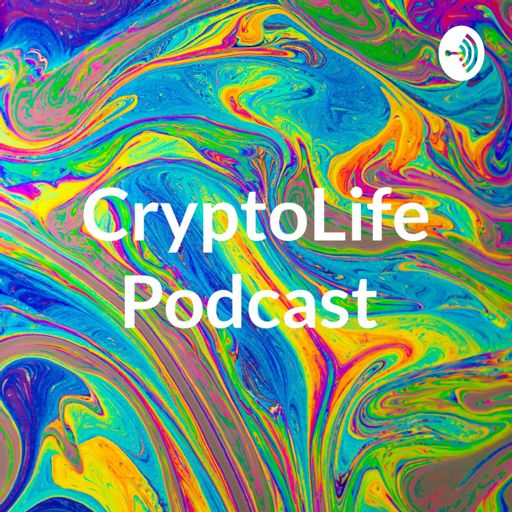 Cover art for podcast CryptoLife Podcast