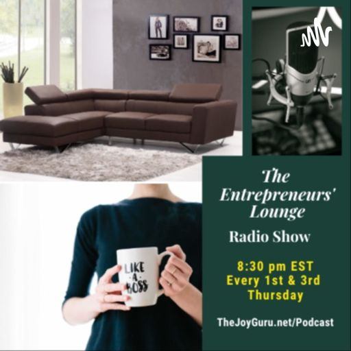 Cover art for podcast The Entrepreneurs' Lounge Radio Show