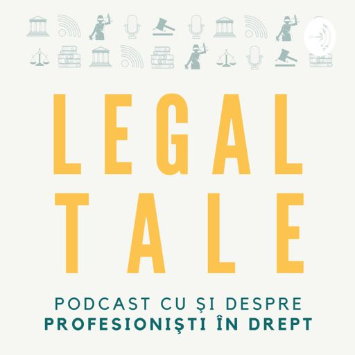 Cover art for podcast Legal Tale