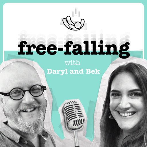 Cover art for podcast Free-Falling with Daryl and Bek