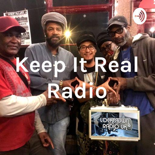 Keep It Real Radio on RadioPublic
