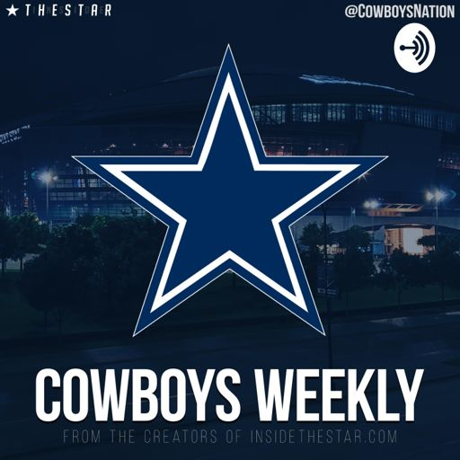 Cover art for podcast Cowboys Weekly