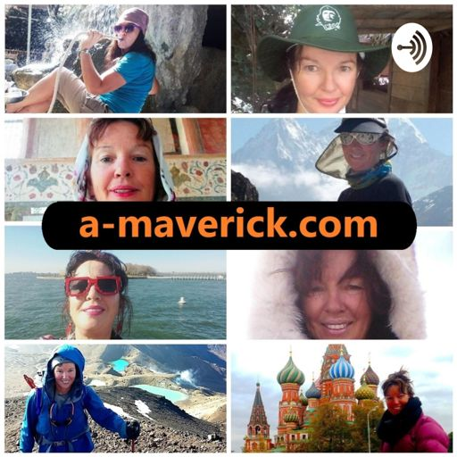 Cover art for podcast A Maverick Traveller: The Podcasts of Mary Jane Walker