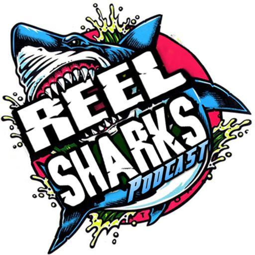Cover art for podcast Reel Sharks Podcast