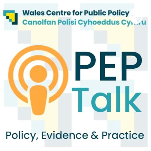 Cover art for podcast Wales Centre for Public Policy