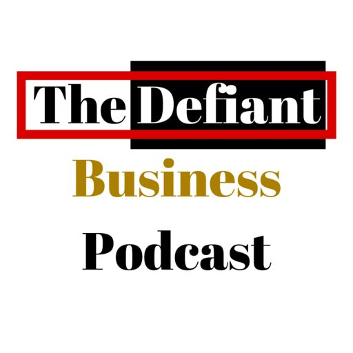 Cover art for podcast The Defiant Business Podcast