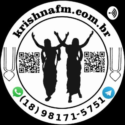 Cover art for podcast KrishnaFM