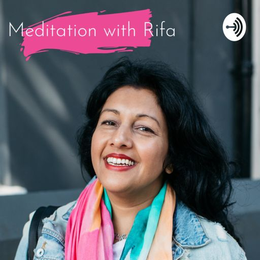 Cover art for podcast Meditation with Rifa