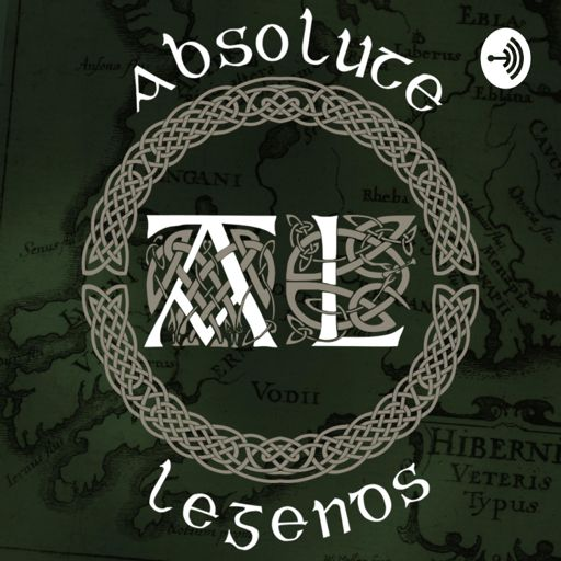 Cover art for podcast Absolute Legends